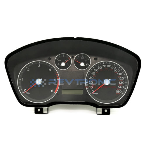 Ford Focus Instrument Cluster_Intermittent_ Power_Blinking_Not_Starting_Repair